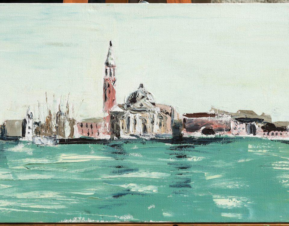 Venezia, isola di S.Giorgio