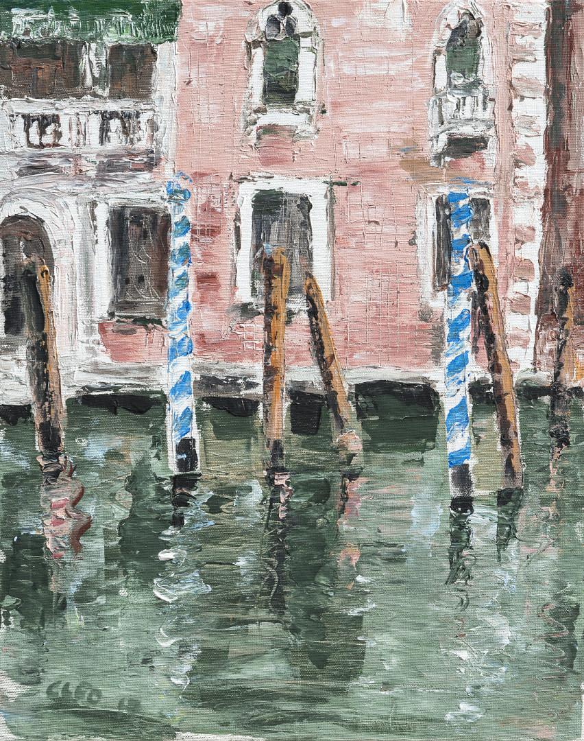 Venezia, bricole in attesa