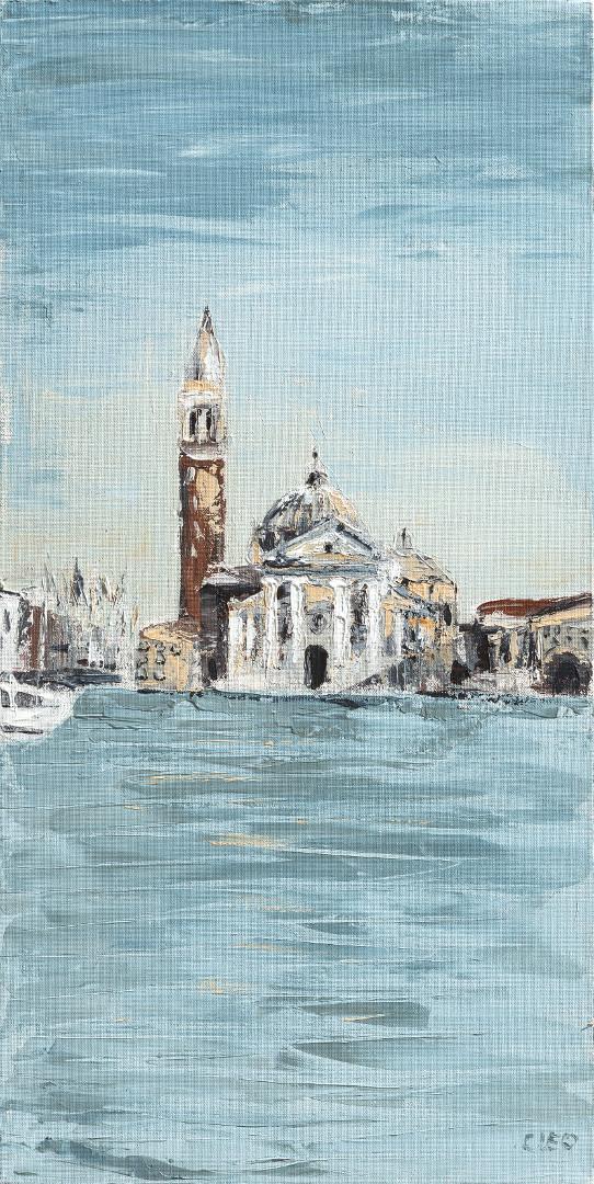 Venezia, mattutino in Basilica di San Giorgio