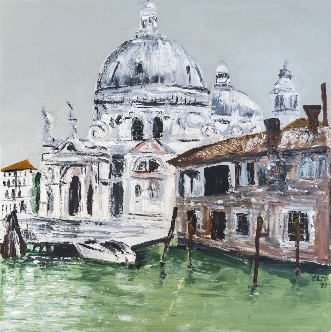 Venezia, la Salute a novembre