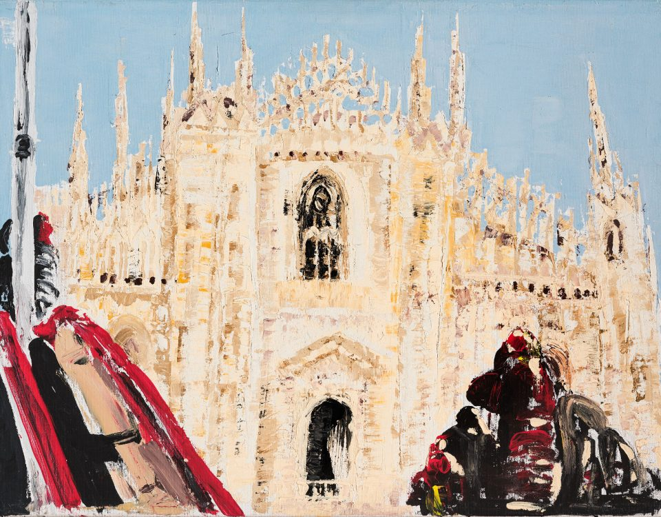 Cleofe Ferrari - Milano Alba in Cattedrale
